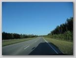 I-22 Richtung Myrtle Beach