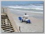Daytona Beach putzen