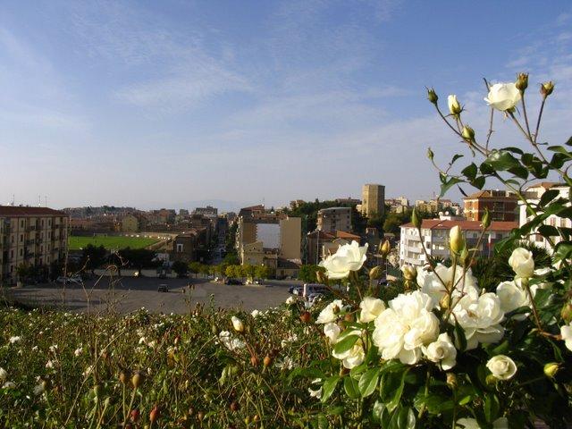 Enna das Zentrum Siziliens